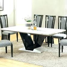 white marble dining table white marble dining table sets plus small