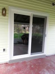 Simonton Patio Doors Simonton Stormbreaker Hurricane Ready Patio Door With Impact