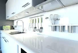 credence en verre cuisine credence verre trempe cuisine cracdence de cuisine en verre securit