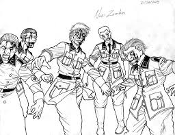 black ops 2 zombies coloring pages contegri com