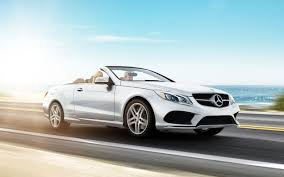 white mercedes convertible cruising the coast in your convertible protect yourself from the