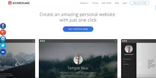 Alternative To Resume Kickresume Alternatives And Similar Websites And Apps