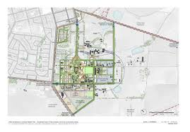 Sydney Entertainment Centre Floor Plan University Of Western Sydney Master Plan Jackson Teece