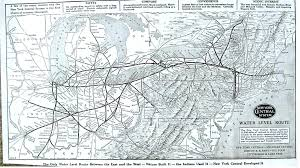 Utica New York Map by York Central