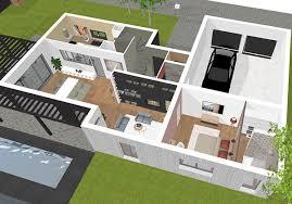 logiciel chambre 3d plan maison 3d logiciel gratuit pour dessiner ses plans 3d