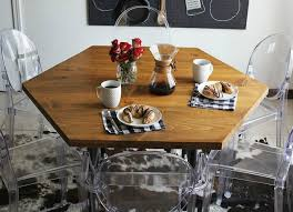 how to building reclaimed wood kitchen table loccie better homes