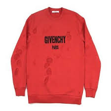 givenchy sweater 100 authentic brand mens givenchy distressed sweatshirt