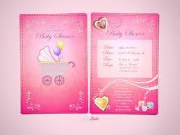 Templates Of Invitation Cards Invitation Card For Baby Shower Ideas Tina Baby Shower Invitations