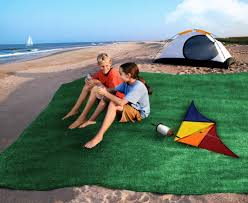 Large Outdoor Camping Rugs by Amazon Com Outdoor Turf Rug Green 10 U0027 X 10 U0027 Several Other