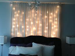design christmas light headboard photo indie bedroom bedroom