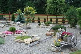 Rock Gardening Front Yard Rock Landscaping Designs Front Yard Hillside Rock
