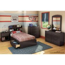 south shore logik twin mates bed with 2 drawers 39 u0027 u0027 multiple