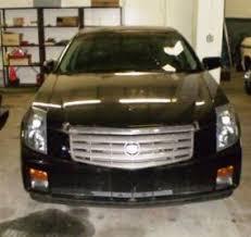 black 2004 cadillac cts 2006 cadillac cts sedan government auctions