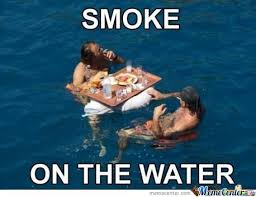 Water Meme - smoke on the water by matte094 meme center