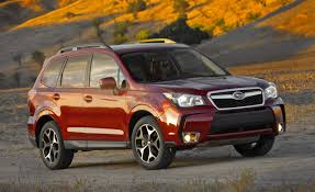 modded subaru forester forester xt