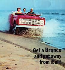 baja bronco vintage monday the early 1966 to 1977 ford bronco off road xtreme