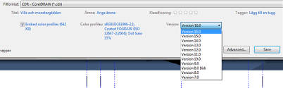 corel draw x4 error reading file coreldraw save and open between versions stefan lindblad