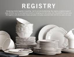 best stores for wedding registries top 10 places for wedding registries in 2017 best stores