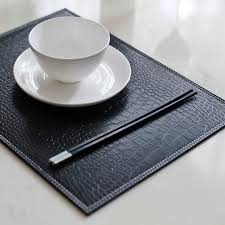 Leather Placemats For Conference Table Leather Placemats For Conference Table Bonners Furniture