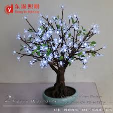 indoor outdoor artificial bonsai tree decoration mini