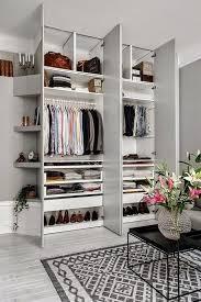 Bedroom Storage Best 25 Clothes Storage Solutions Ideas On Pinterest Bedroom