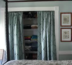 Alternatives To Sliding Closet Doors Closet Closet Door Alternative Closet Door Alternatives
