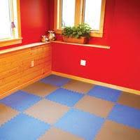 Interlocking Rubber Floor Tiles Rubber Flooring Foam Exercise Gym Mats Dance Floor Martial Arts