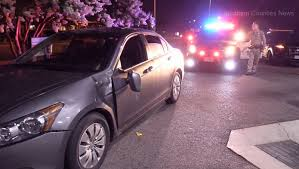 park place lexus mission viejo pedestrian hurt after being hit by a car in costa mesa 1 arrested