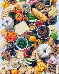 thanksgiving cheese platter a pinch of this