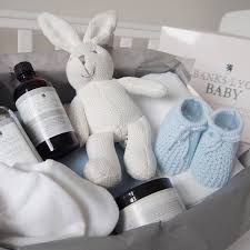 Baby Gift Sets Create Your Own Handmade Baby Boy Gift Box By Banks Lyon Botanical