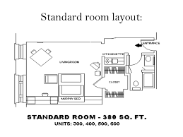 Typical Hotel Room Floor Plan Raghavendra
