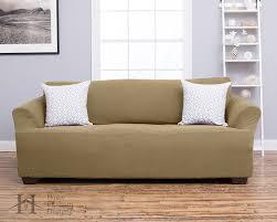 T Cushion Sofa Slipcover 2 Piece by Serta Stretch Grid Slipcover Sofa 2 Piece T Cushion Sofa Hpricot Com