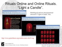 gratefulness org light a candle following jesus into virtual space web 2 0 and social media as gener