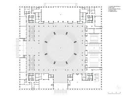 Center Hall Colonial Floor Plans Vietnamese National Assembly In Hanoi Gmp Architekten Archdaily
