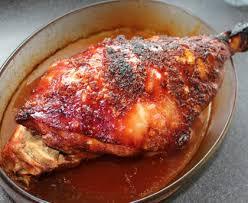 cuisiner le cochon cuissot de cochon de lait au four recette de cuissot de cochon de