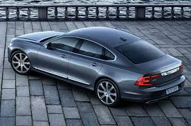 volvo semi 2017 volvo s90 will come standard with next gen semi autonomy