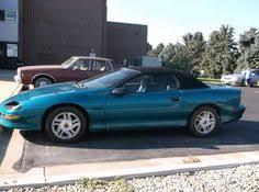 light blue camaro chevrolet model camaro year 1994 style convertible