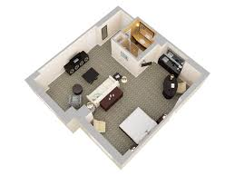 Studio Loft Apartment Floor Plans by Junior Hotel Suites Orlando Near Walt Disney World Hilton