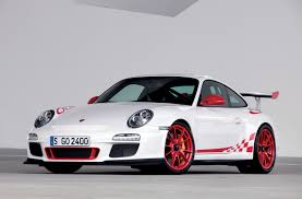 porsche gt3 rs 2016 2010 911 gt3 rs 3q front in white eurocar news