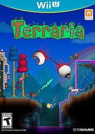 Terraria How To Make A Bed Amazon Com Terraria Wii U 505 Games Games