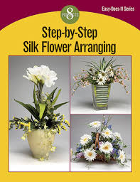 silk flower arrangements step by step silk flower arranging beading jewelry store