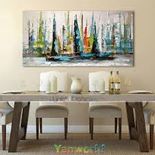 Sailboat Home Decor Popular Sailboat Oil Paintings Buy Cheap Sailboat Oil Paintings