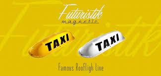 Taxi Light Taxidepot
