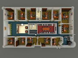 architectural 2d and 3d floor plans cad services design