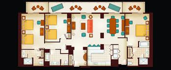 disney bay lake tower floor plan bay lake tower 1 bedroom layout bay lake tower three bedroom grand