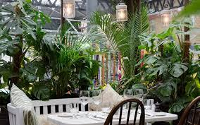 london u0027s most charming garden restaurants travel leisure
