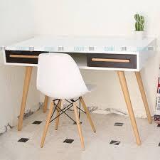 vente meuble bureau tunisie meuble bureau design scandinave nordique blanc à prix pas cher