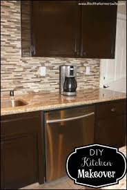 refinish kitchen cabinets darker staining unfinished oak cabinet