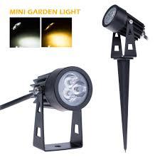 aliexpress com buy lemonbest 10pcs lot 12v led garden light 3w