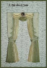 162 best miniature curtains images on pinterest window